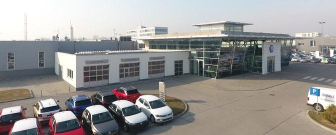 Porsche Beograd Sever