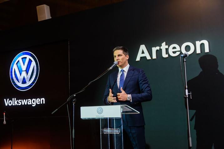 Arteon-premijera